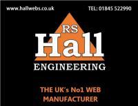 RS HALL ENGINEERING, HALL WEBS